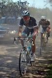 Parijs Roubaix 2011 - Wouter Weylandt Stock Afbeeldingen
