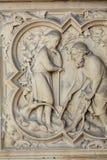 Parijs - sainte-Chapelle Stock Foto's