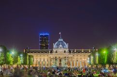 Parijs - SEPTEMBER 15, 2012 Royalty-vrije Stock Foto