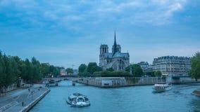 Parijs Timelapse stock video