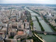 Parijs van de Toren van Eiffel Royalty-vrije Stock Afbeeldingen