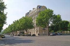 parijs Vierkanten Vauban Stock Afbeelding