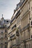 Parijse architectuur Royalty-vrije Stock Afbeeldingen