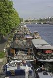 Parijse manier van het leven. Royalty-vrije Stock Afbeeldingen