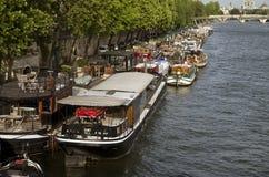 Parijse manier van het leven. Royalty-vrije Stock Foto's