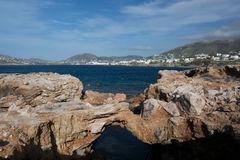 Parikia, Paros, Greece Royalty Free Stock Photography