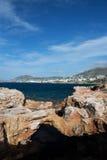 Parikia, Paros, Greece Royalty Free Stock Photos