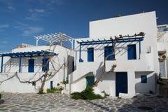 Parikia, Paros, Greece Stock Photo