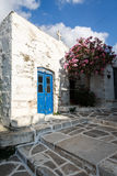 Parikia, Paros island Stock Photos