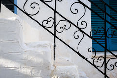 Parikia, Paros island Royalty Free Stock Images