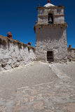 Parinacota Church Royalty Free Stock Photography