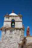 Parinacota Church Royalty Free Stock Image
