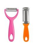 Paring knife kitchen tools isolated on white background Stock Image