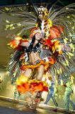 Parintins folklore festival in brazil Royalty Free Stock Photos