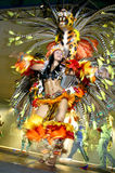 Parintins folklore festival in brazil Stock Images