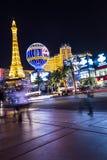 Paris à Las Vegas Photographie stock libre de droits