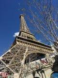 Paris à Vegas photographie stock libre de droits