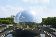 paris музей Стоковые Фото