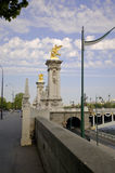 Paris 12, Left Bank, Seine Stock Photo