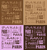 Paris illustration libre de droits