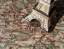 Paris 2. The way we looked at Paris in 1949 Stock Image