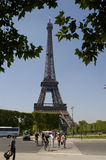 Paris 23, Eiffel Tower Royalty Free Stock Photography