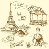 paris Obraz Stock