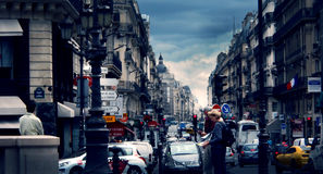 paris Stockfoto