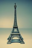 Paris. Small figurine of EIFFEL TOWER Royalty Free Stock Photos