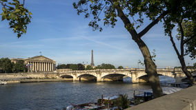 paris fotografia stock
