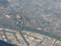 Paris aérea - 1283 imagens de stock