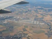 Paris aérea - 1283 imagens de stock royalty free