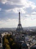 Paris aimable à Images stock