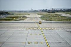 Paris airport Stock Photo