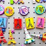 Paris-Andenken Stockbild