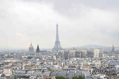 Paris-Ansicht Stockbilder