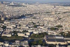 Paris-Ansicht Lizenzfreies Stockfoto