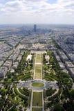 Paris-Ansicht, Frankreich lizenzfreie stockbilder