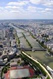 Paris-Ansicht, Frankreich lizenzfreie stockfotografie