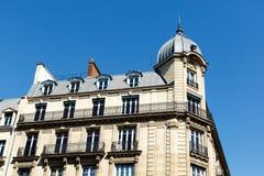 Paris Apartment Building Royalty Free Stock Photo