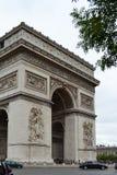 Paris, Arc De Triumph Stock Image