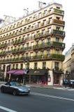 Paris - architecture Royalty Free Stock Photo