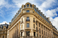 Paris-Architektur Lizenzfreies Stockbild