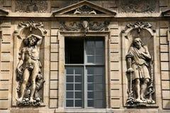 Paris art Stock Image