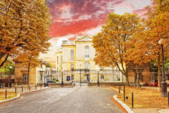 Paris astronomical observatory in Paris. Royalty Free Stock Photography