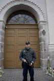 PARIS ATACOU Fotografia de Stock