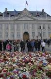 PARIS ATACOU Imagens de Stock Royalty Free