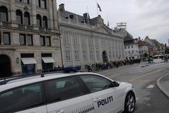 PARIS ATACOU Fotografia de Stock Royalty Free