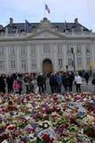 PARIS ATACOU Imagem de Stock Royalty Free