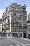 Paris, am 18. August 2013 - Gebäude Stockfotos